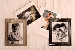 Fotokalendář Babyphoto Brno